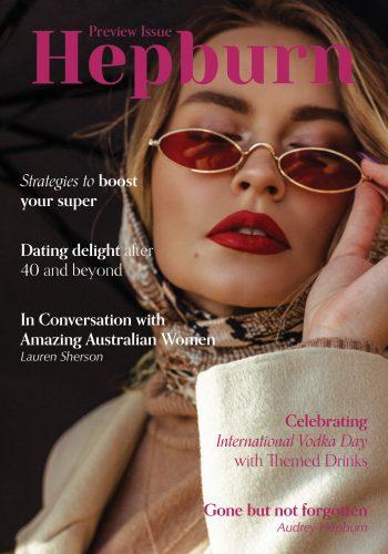 Hepburn October Cover